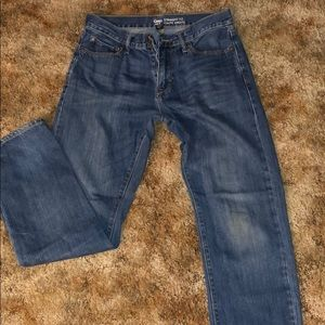 Men's Gap jeans 29x30 Straight fit